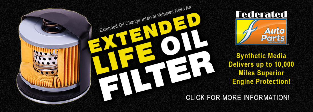 Extended life Filters!