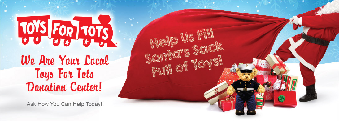Toys For Tots Fundraising Campaign Koi Auto Parts