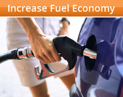 Increase Your Fuel Economy and Save Money on Gas