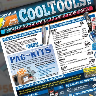 A/C Tools and Supplies