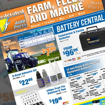 Farm, Fleet, & Marine Sales