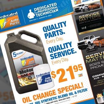 sales promotions koi auto parts